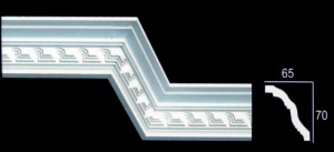Tunnel Design Cornice